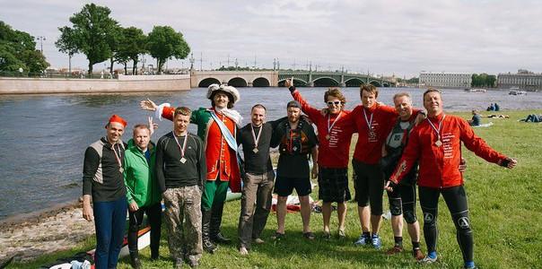 12 июня — Петровский гребной марафон 2016!